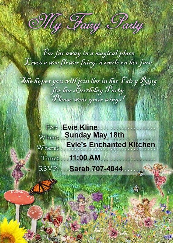 Free Online Printable Invitation