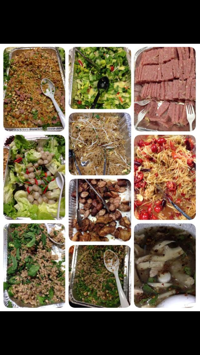 More Lao food