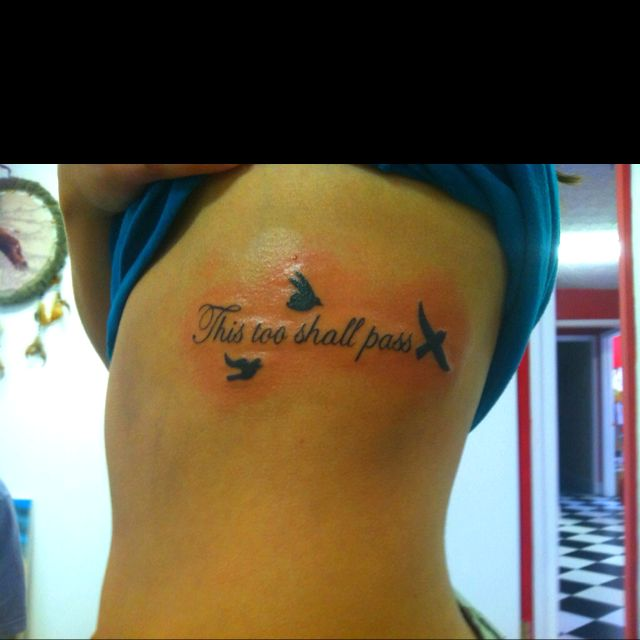 4a743434c Finally got my tattoo I've always wanted | Tats, piercings, and hair ...
