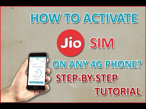 Get Your Reliance Jio Sim Activated In 2 Hours Here S How Sims
