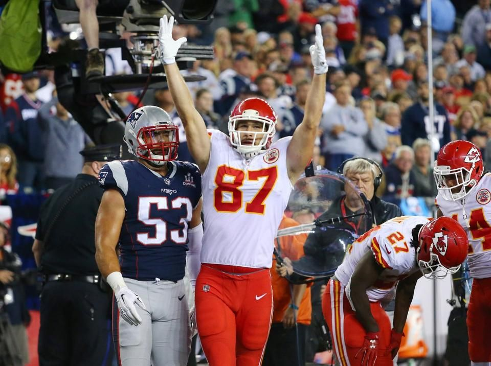 Photo Gallery Chiefs vs. Patriots Game Action (With
