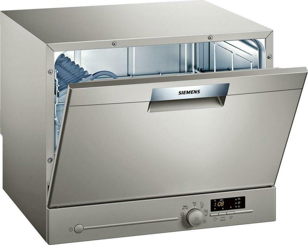 Siemens UnterbauGeschirrspüler SN 45M539EU Edelstahl im