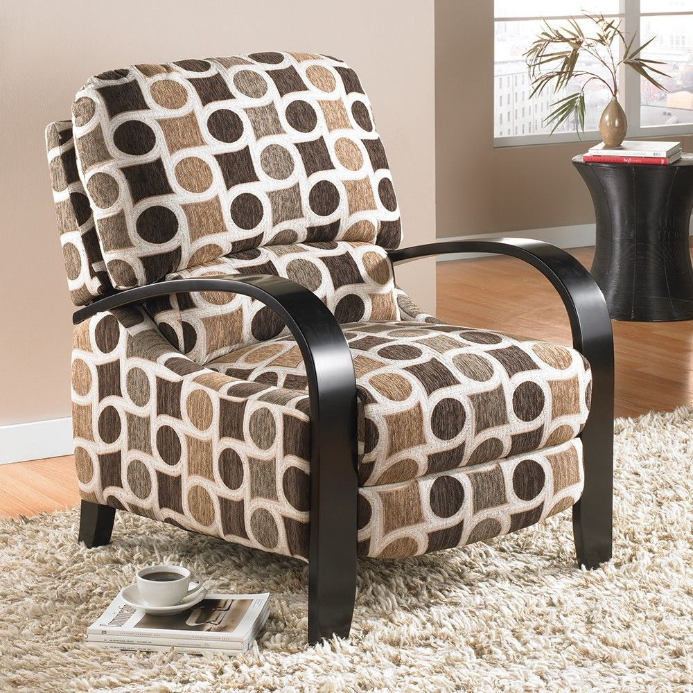 Squares Bent Arm Recliner Furniture Home Decor Home