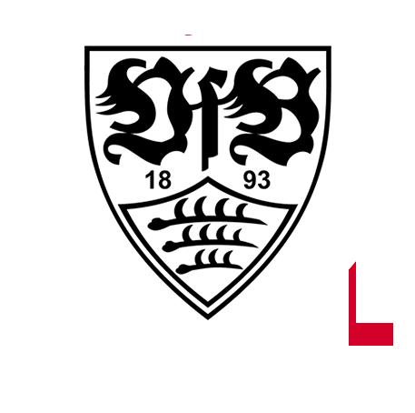 Vfb Logo Mit Claim Wasserzeichen Vfb Stuttgart Vfb Stuttgart Logo Vfb