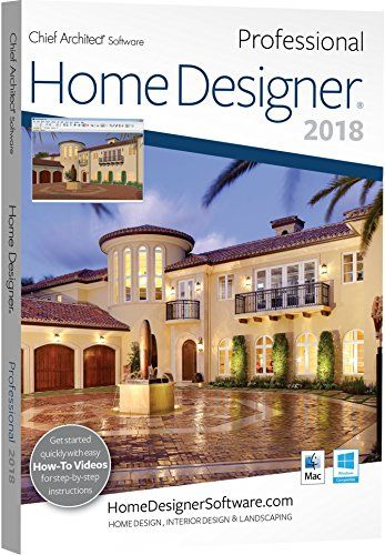 Chief Architect Home Designer Pro 2018 DVD ** You can find more ...