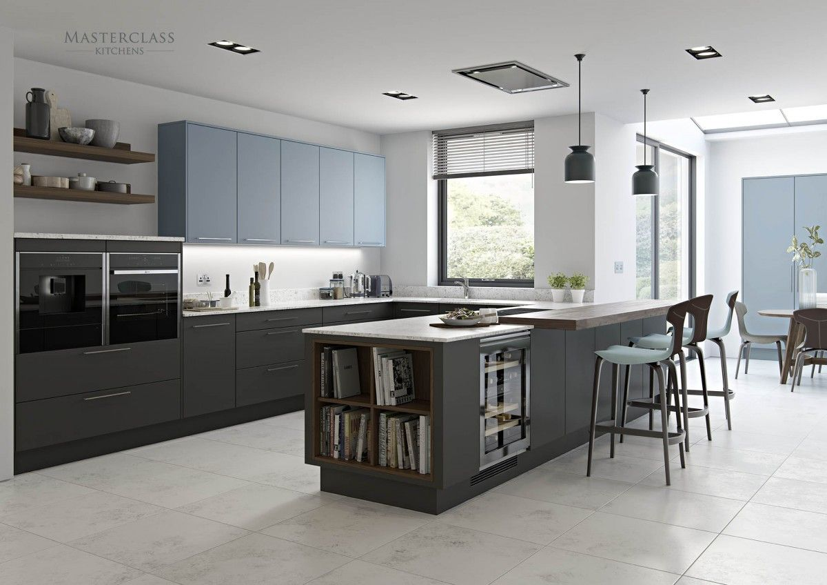 Kitchen Design Terminology And What It Means Kitchen Layout Modern Kitchen Kitchen Design