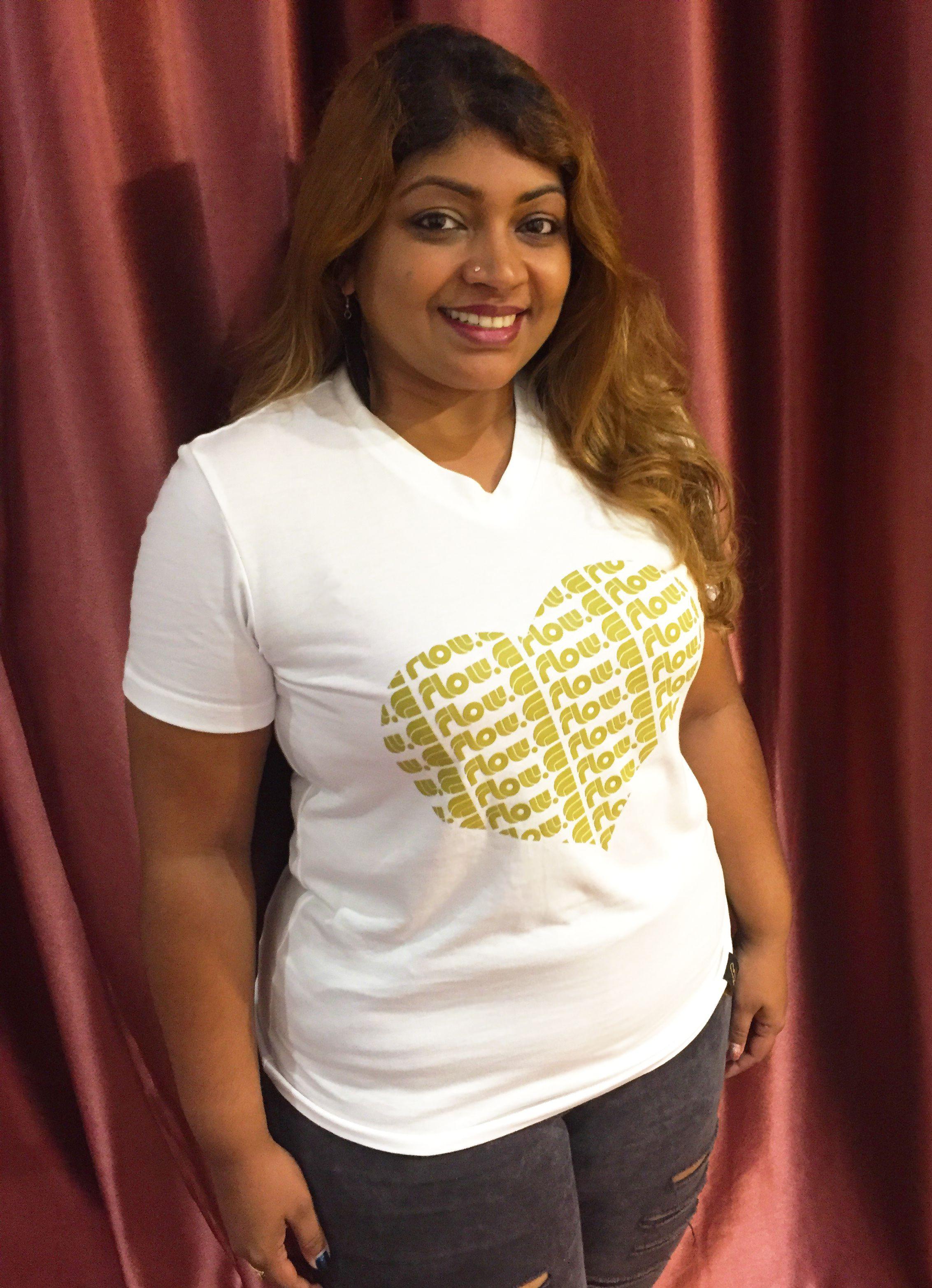 91e8c86f7da68 100% cotton Vneck tshirt
