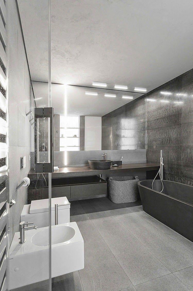 Moderne zen badezimmerideen undefined  bathroom ideas  pinterest  bath