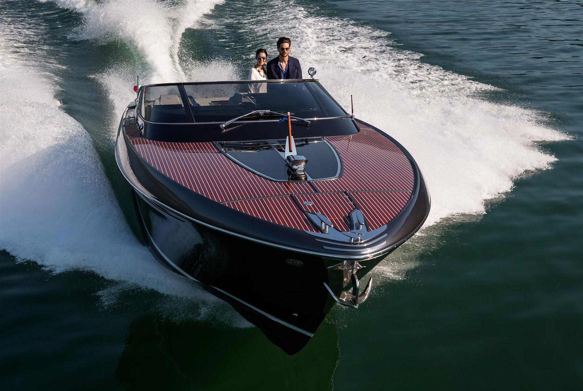 Riva Rivamare   Exterior   Boats luxury, Speed boats, Boat