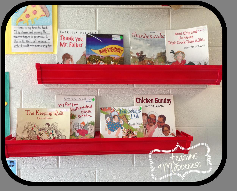 Rain Gutter Bookshelves A Bright Idea Gutter Bookshelf Diy Classroom Classroom Decorations