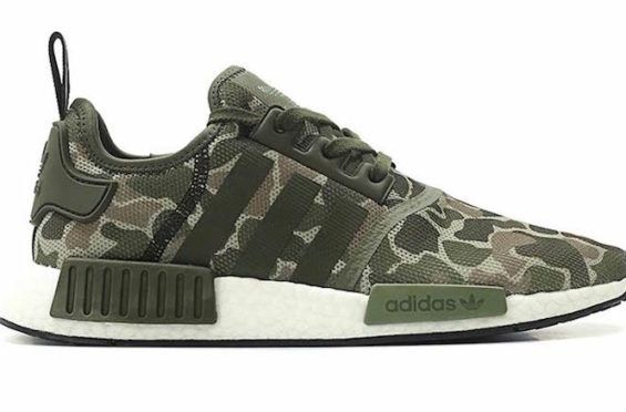 dbf63e8aedf56 Release Date  adidas NMD R1 Duck Camo Pack The next iteration of the adidas  NMD