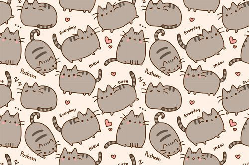 Pusheen The Cat Blackberry Phonecase Cover For