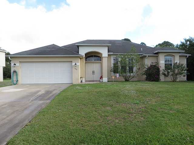Single Family Detached Boca Ranch Port St Lucie Fl All Cbs Screened Pool Home Built By One Of Psl S Premier Builder Fenced In Yard Sale House Land For Sale