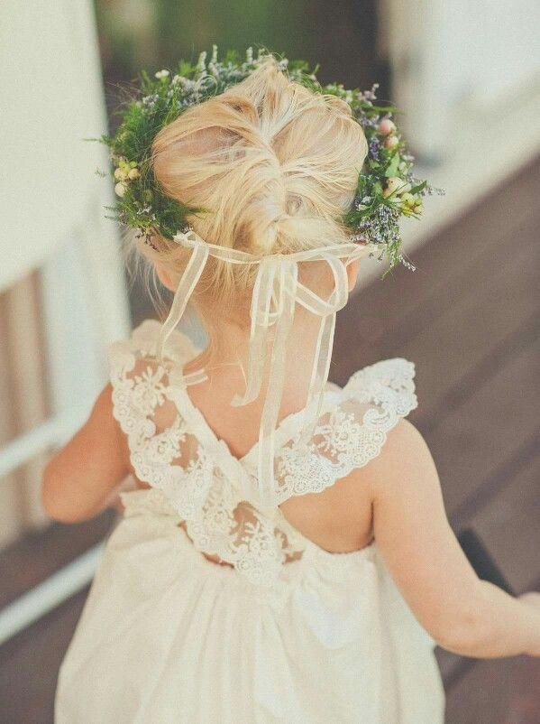 Lovely Kids/ Niños adorables Bodas niñas. Wedding kids
