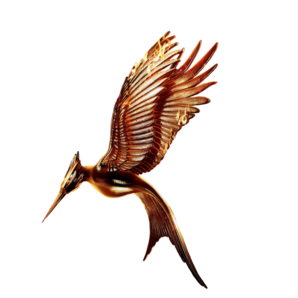 mockingjay catching fire logo | Hungry for the Hunger ...