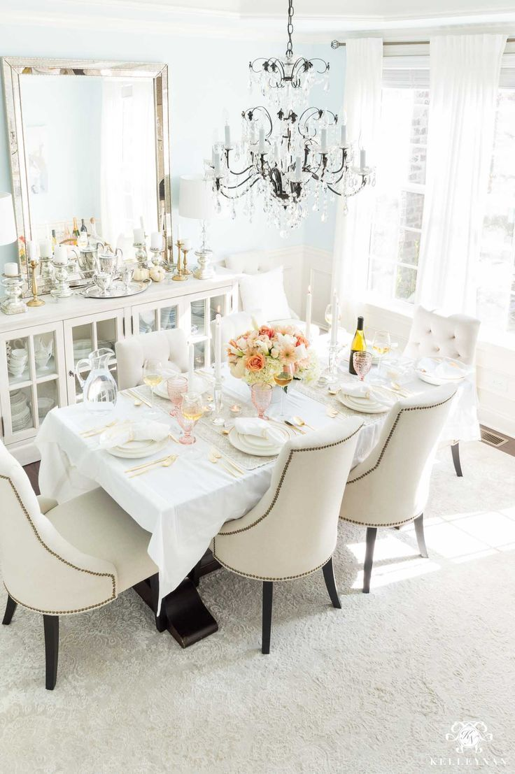Elegant Thanksgiving Table Decorations & A Hostess ...