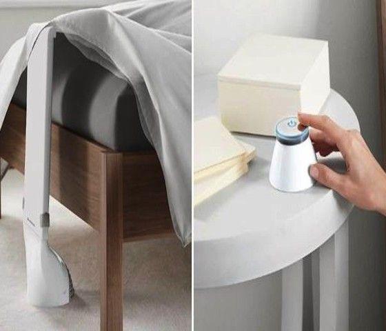 Brookstone Bed Fan With Wireless Remote Bed Fan