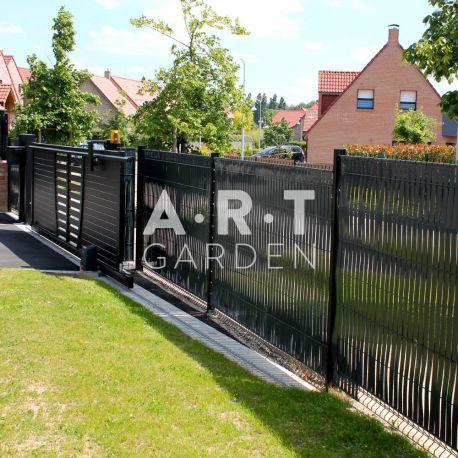 panneau grillage rigide hauteur 173 cm largeur 250 cm fils. Black Bedroom Furniture Sets. Home Design Ideas