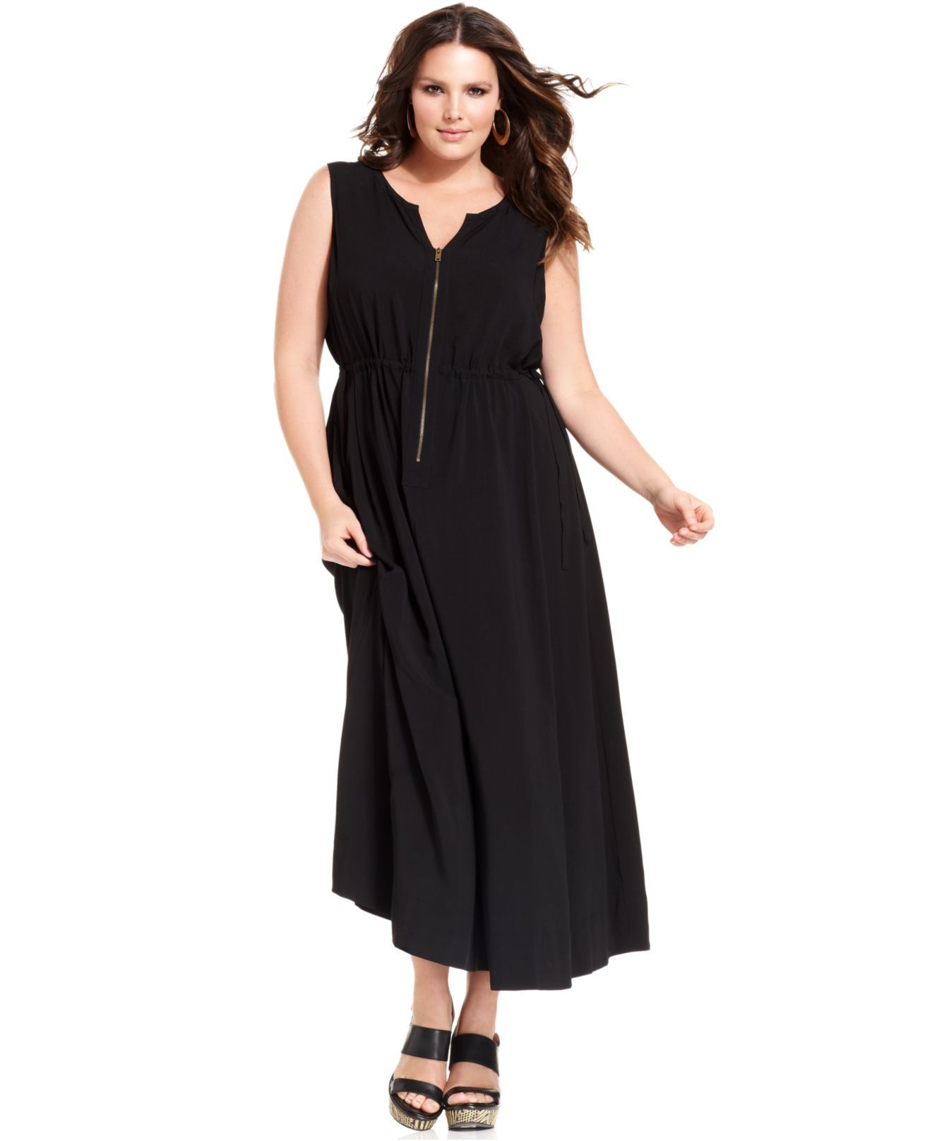 Dknyc plus size maxi dresses