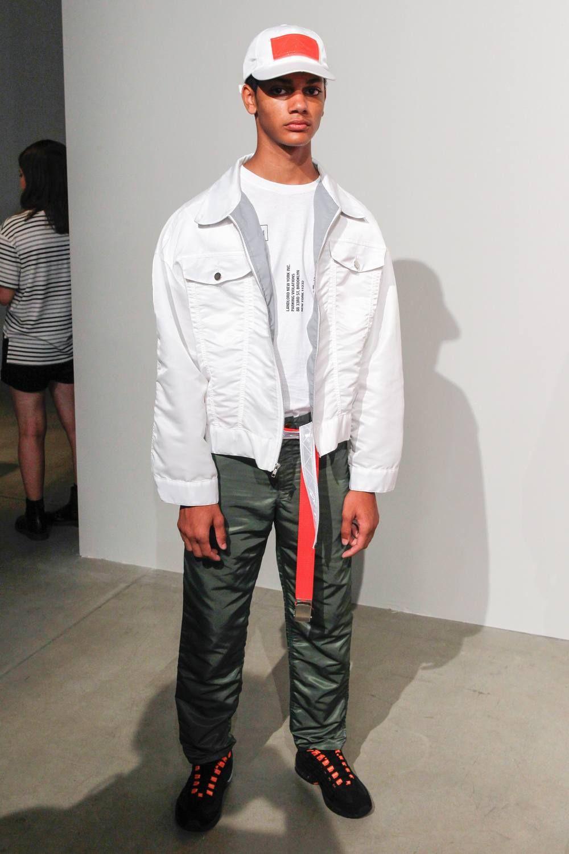 Landlord Spring-Summer 2017 New York Fashion Week Men's