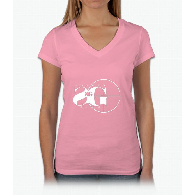 6fd547342cf Sniper Gang Shirt Womens V-Neck T-Shirt Toy Story