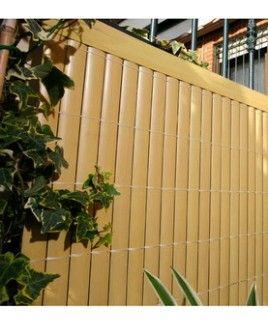 Sichtschutzmatte PVC Sichtschutz Projetos