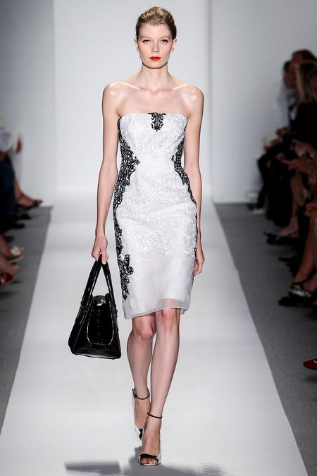 Dennis Basso Spring 2014 Ready-to-Wear Collection Slideshow on Style.com