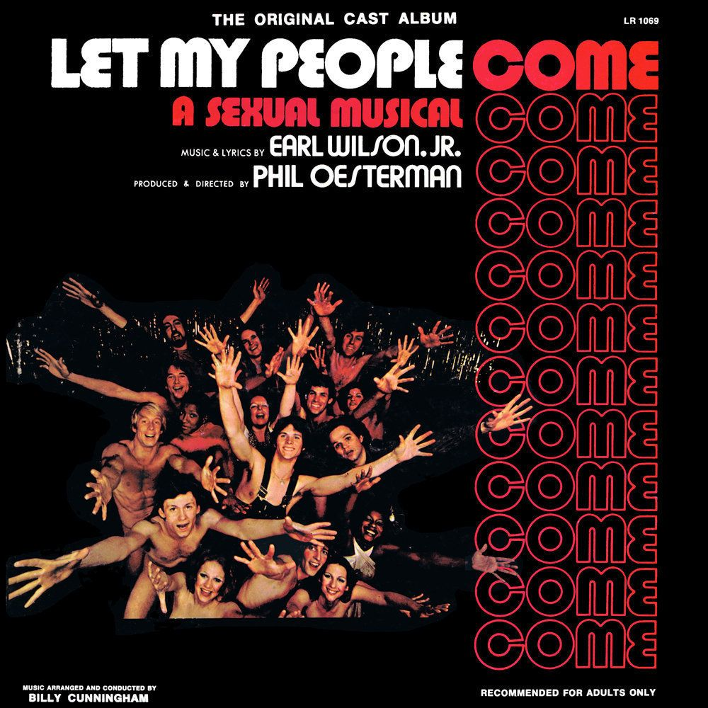 Let My People Come > 1974 Original OffBroadway Cast It