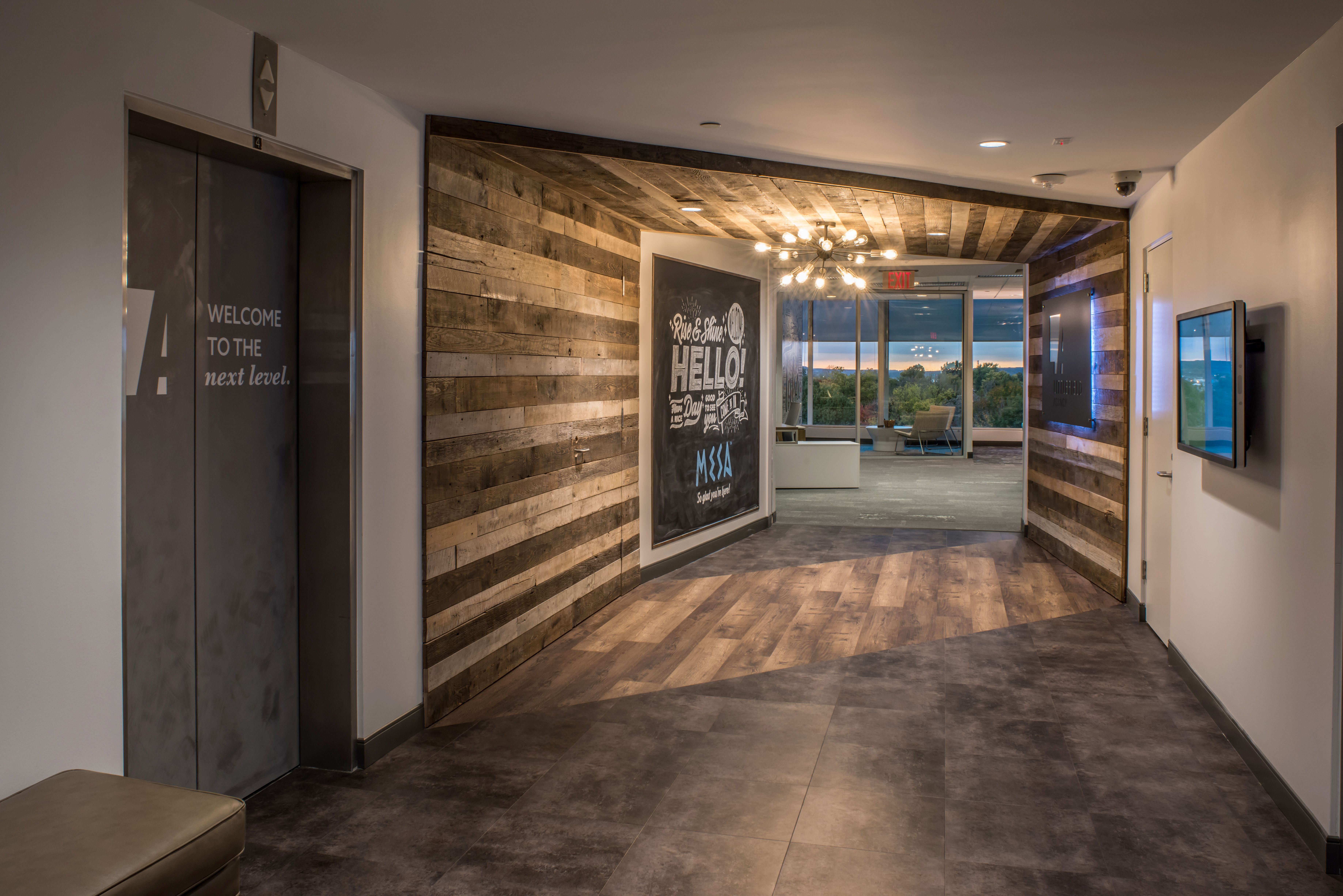 Littlefield Agency Commercial Interior Design Commercial