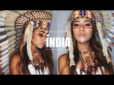 American Indian Nyx Face Awards Entry 2015 Youtube Creole Girl