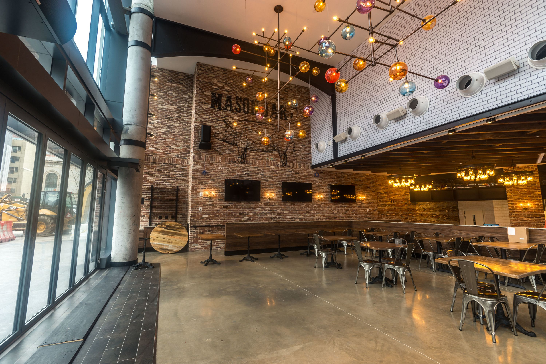 Gotham West Market Floor Plan The New Food Hall Gotham Market Opens In Fort Greene On Thursday