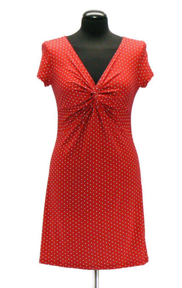 Schnittmuster: Kleid Lavena (06-50 ) | Schnittmuster kleid, Schürzen ...