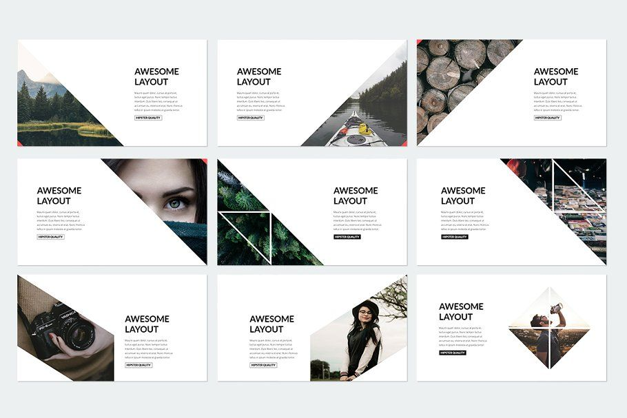 Elegant Powerpoint Powerpoint Elegant Templates Presentation Fun Website Design Powerpoint Design Templates Page Layout Design