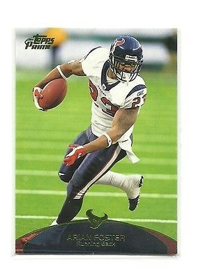 2011 Topps Prime Arian Foster