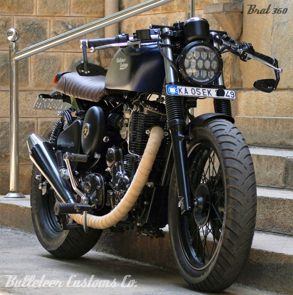 New Royal Enfield Thunderbird 350X (fully modified by