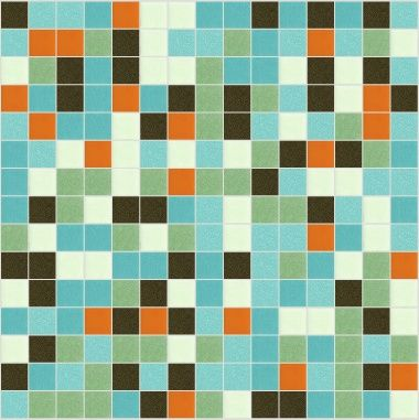 I Love Color Gl Tile Blends Collection Icon Mosaic Blend For Kitchen Backsplash Shower Surround Fireplace And Pool Waterlines