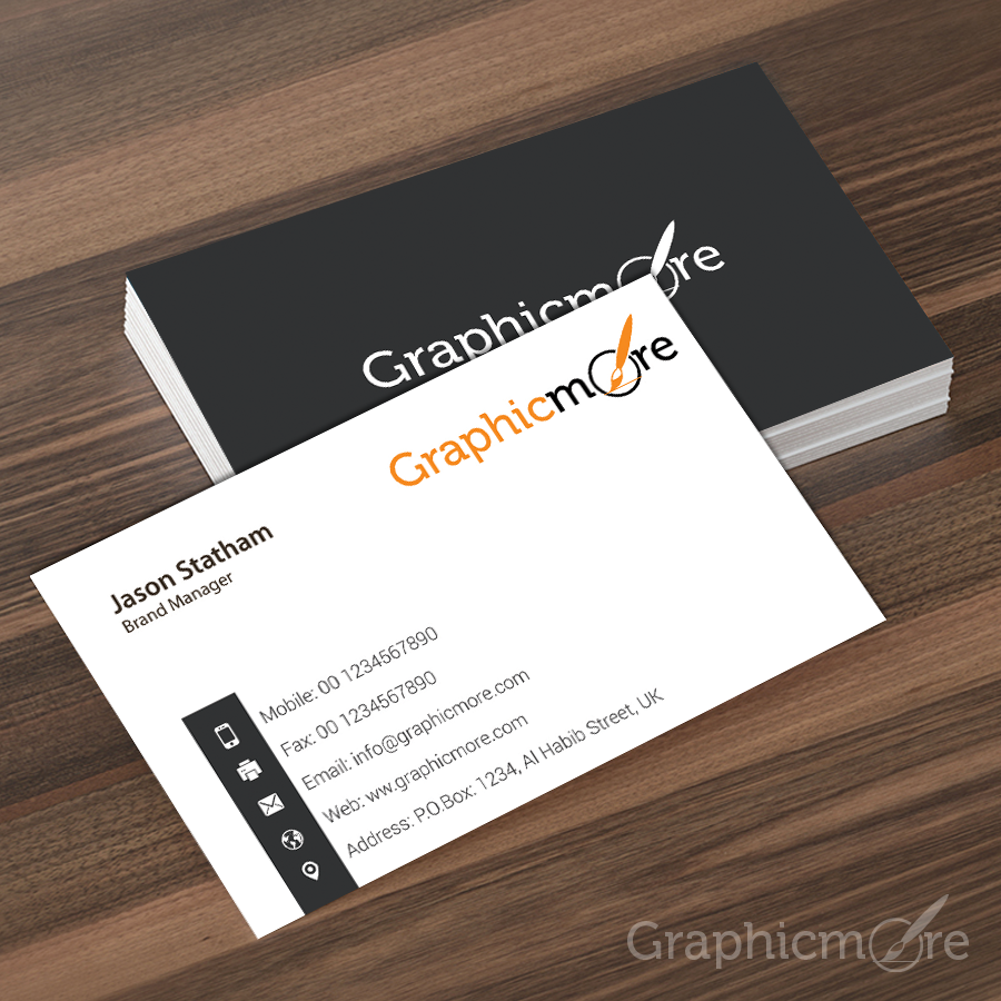 25 best free business card psd templates for 2016 visiting card 25 best free business card psd templates for 2016 fbccfo Choice Image