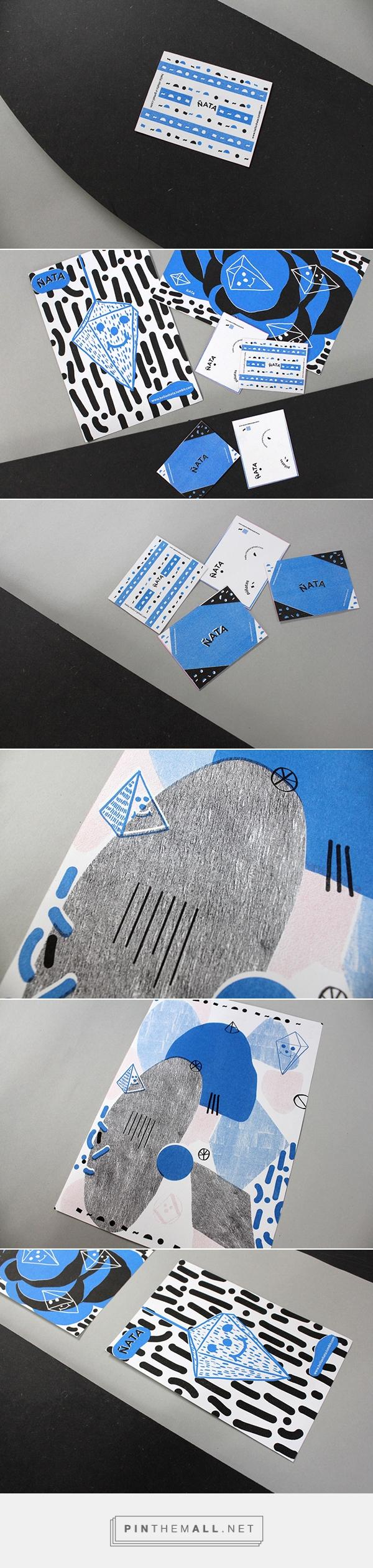 Ñata Visual Identity on Behance   Fivestar Branding – Design and Branding Agency & Inspiration Gallery