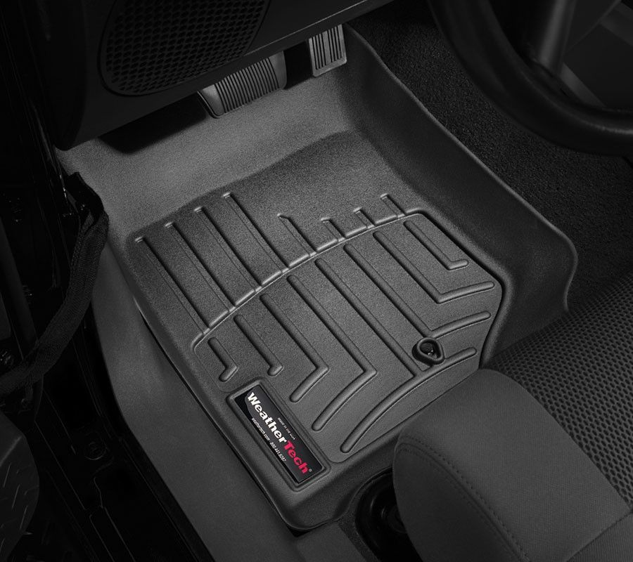 Weathertech Floorliners Front And Rear Combo Jeep Wrangler 2013 Jeep Wrangler Unlimited Jeep Wrangler Unlimited