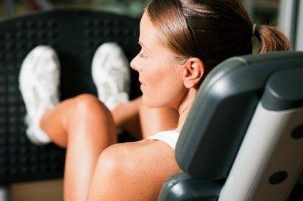 3 exercices pour affiner vos cuisses  - Ligne en Ligne - #abdominal #abworkout #crossfit #fit #fitne...