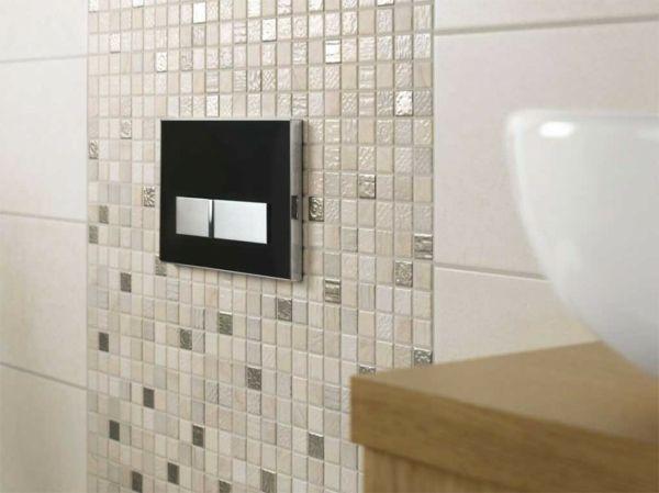 Badezimmer Mosaik keramikfliesen im bad creme praktische tipps und vorteile
