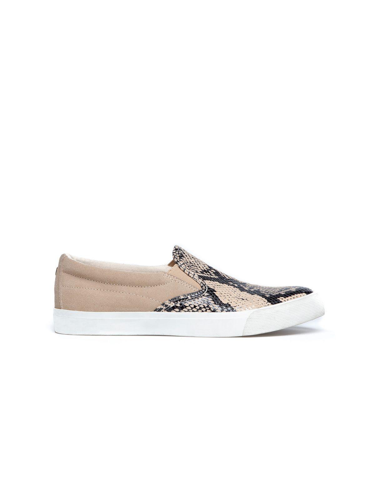 Slip on Sneakers – O conforto a seus pés   Cortefiel