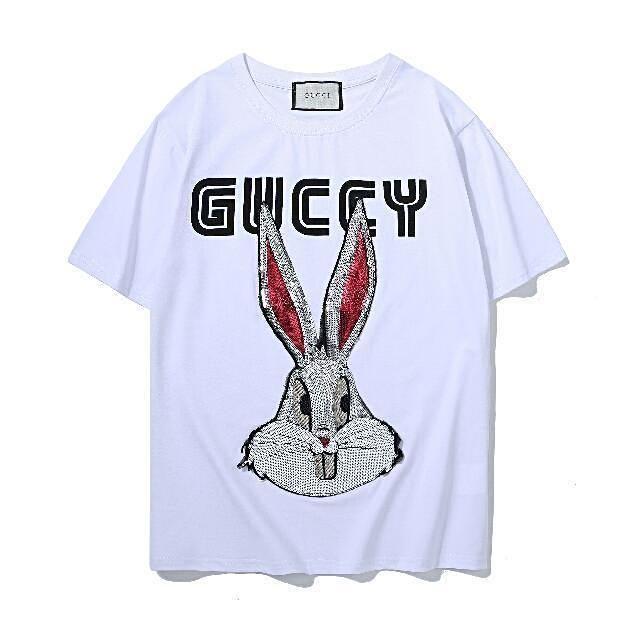 a67d00c1e5c 18 SS Gucci Bugs Bunny cotton T-shirt