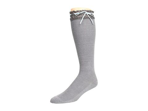 Betsey Johnson makes cute socks! Love these, but in the cream color - $22