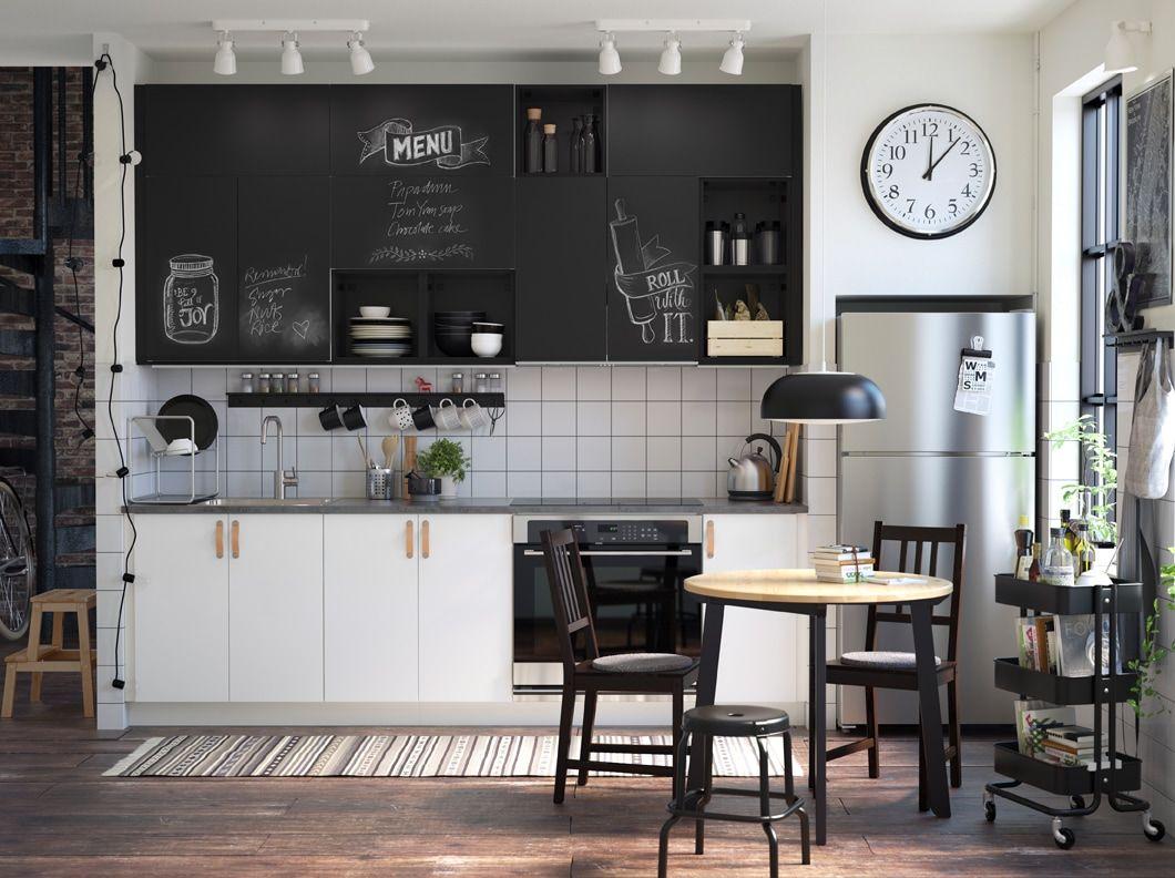 The kitchen that invites creativity - IKEA ikea kitchen