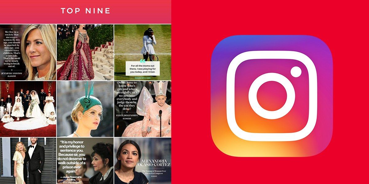 How To See Your Top 9 Instagram Posts Of 2020 Instagram Best Nine Best Instagram Photos Instagram