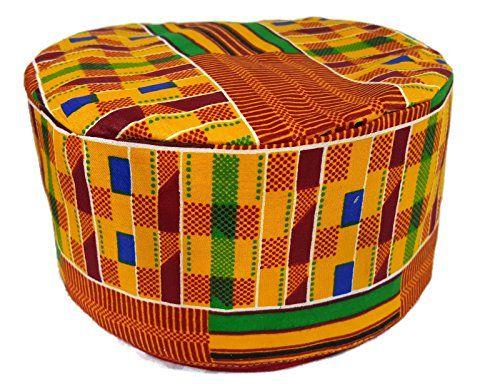 Decoraapparel African Hat Unisex Kente Print Kufi Tribal Https Www Amazon Com Dp B01n31lgcb Ref Cm Sw R Pi Dp X As African Hats Kente Black History Month