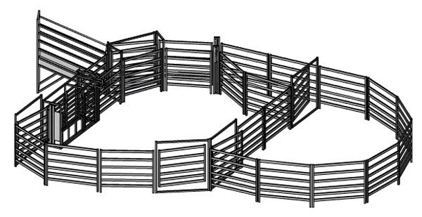 Australian made cattle yards and cattle handling equipment