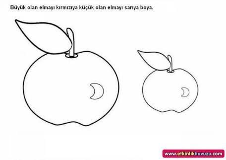 Kucuk Yildiz Resmi Boyama Coloring Free To Print