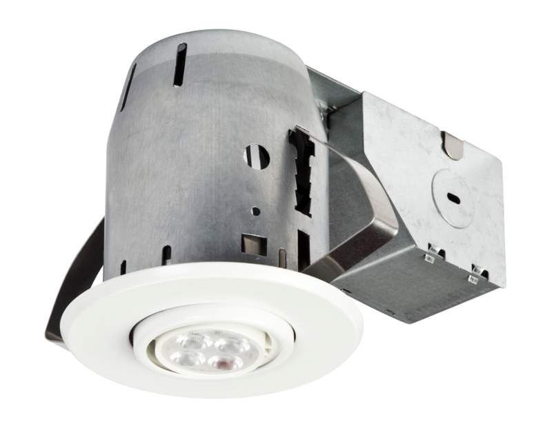 Globe Electric 90717 Recessed Lighting Kits Recessed Spotlights Led Recessed Lighting